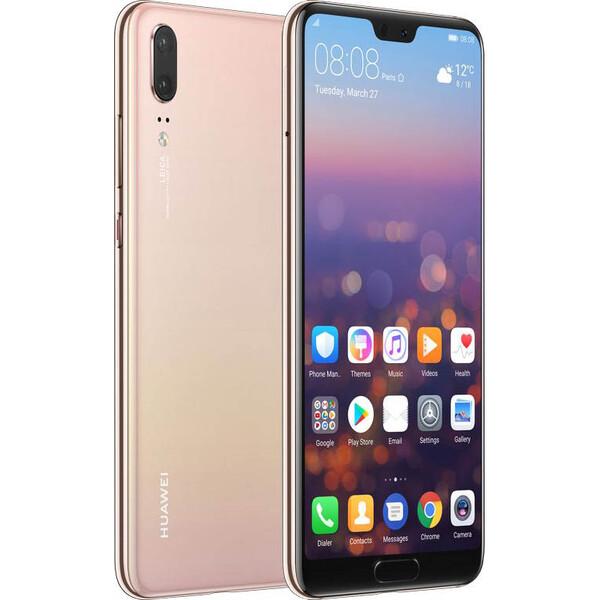 Huawei P20 Dual SIM Růžově zlatá