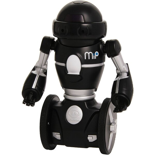 WowWee MIP inteligentní robot - černý Černá