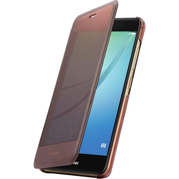 Huawei Smart Cover pouzdro Huawei Nova hnědé