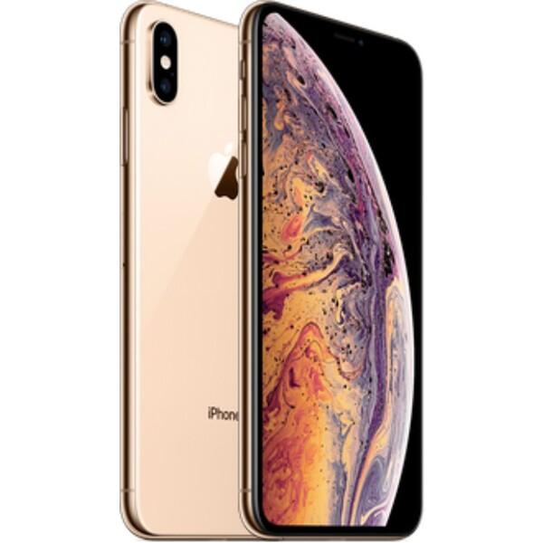 Apple iphone XS Max, 512GB Zlatá