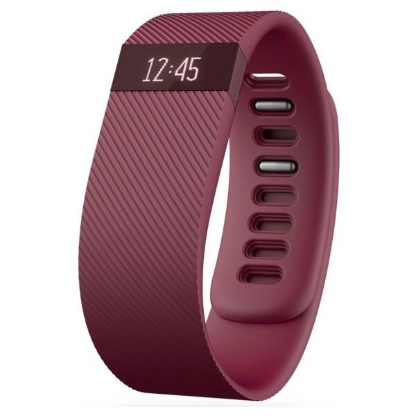 Fitbit Charge náramek S červený