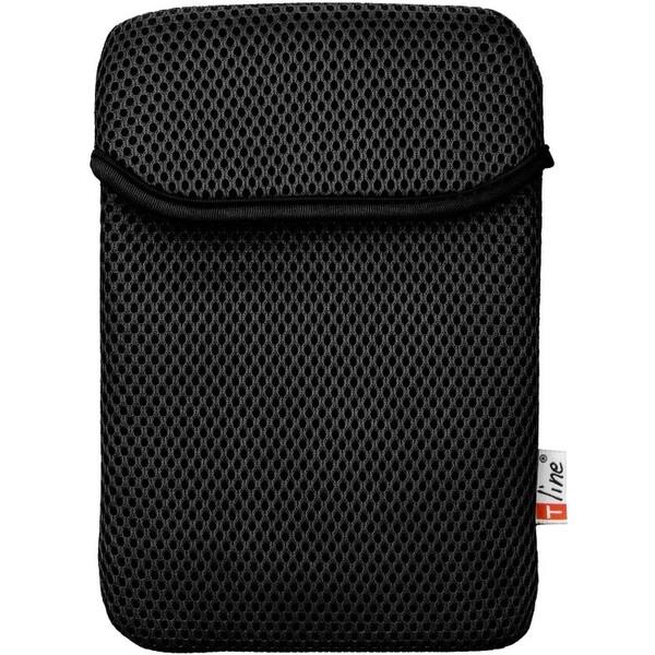 """Smarty tablet case 7"""" vzorovaný černý"""