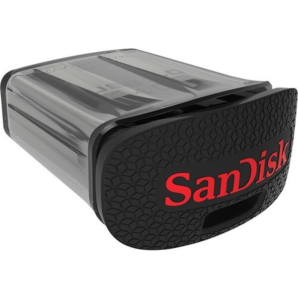 SanDisk Cruzer Ultra Fit 128GB 173354 Černá