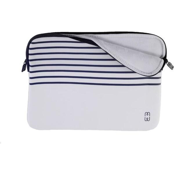 """MW Perfect-fit sleeve pouzdro pro 13"""" MacBook námořní bílá"""
