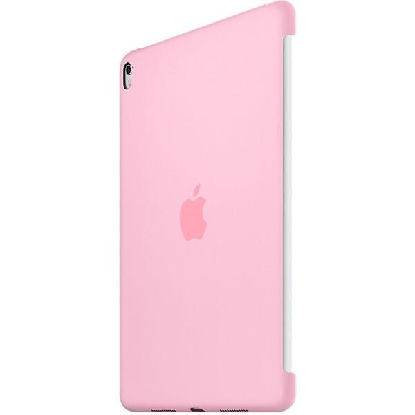 """Apple iPad Pro 9,7"""" Silicone Case zadní kryt světle růžový"""