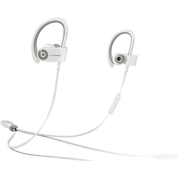 Beats by Dr. Dre PowerBeats 2 Wireless bílá (2015)