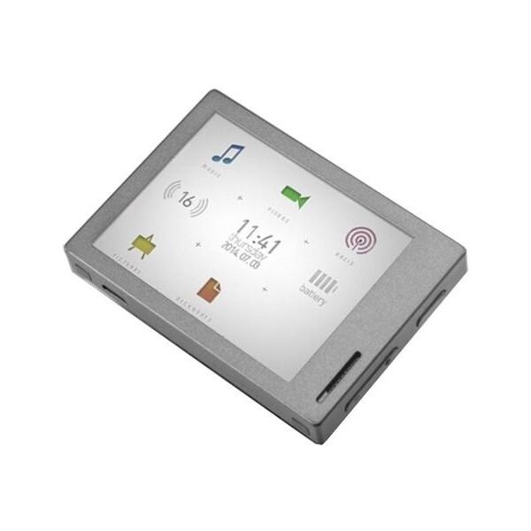 Cowon M2 16GB Stříbrná