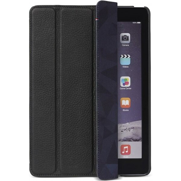 Decoded Leather Slim Cover D4IPA6SC1BK - black Černá
