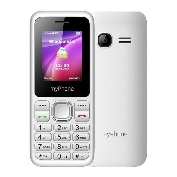 myPhone 3300 Bílá