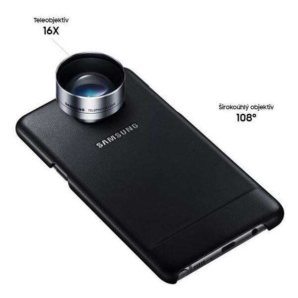 Samsung ET-CN930DBEGWW objektiv Lens Cover Note 7 černé
