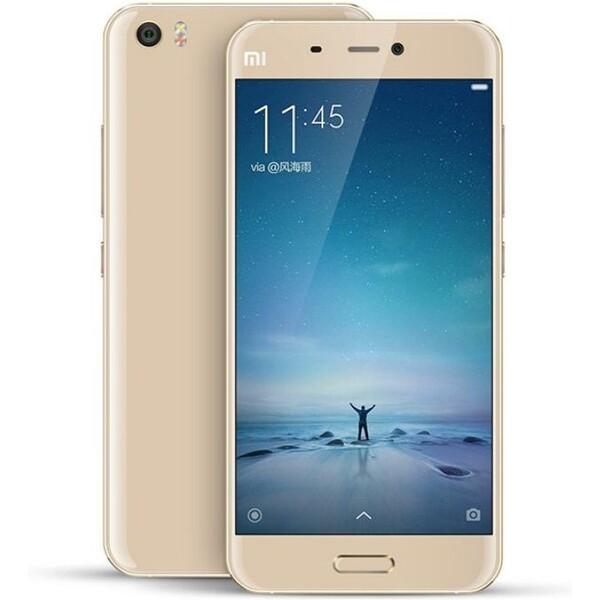 Xiaomi Mi5 3GB/64GB Zlatá