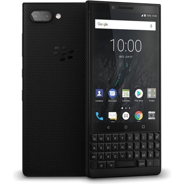 BlackBerry Key2 Černá