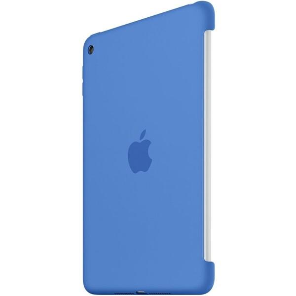 Apple iPad mini 4 Silicone Case zadní kryt královsky modrý