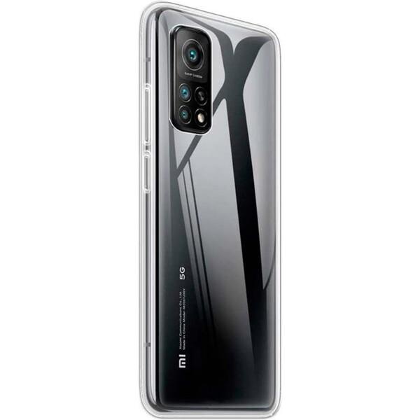 Smarty ultratenké TPU pouzdro 0,5mm Xiaomi Mi 10T Pro čiré