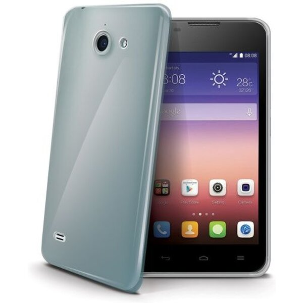 CELLY Gelskin pouzdro Huawei Ascend Y550 čiré