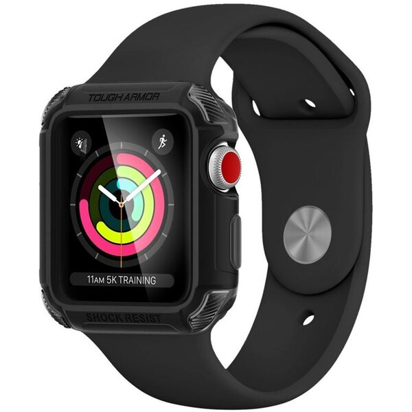 Spigen Tough Armor 2 pouzdro Apple Watch 3/2/1 42mm černé