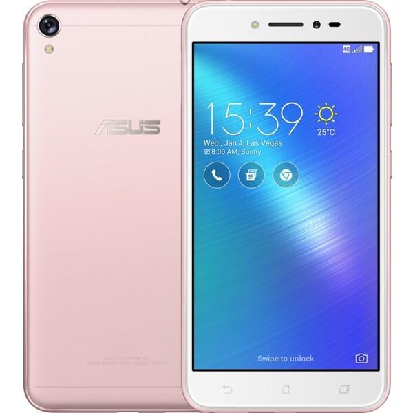 Asus ZenFone Live ZB501KL Dual SIM LTE růžový