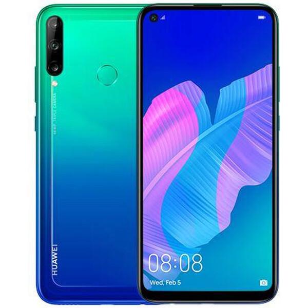 Huawei P40 Lite E 4GB/64GB Aurora Blue