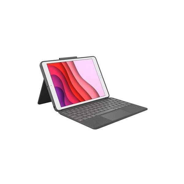 Logitech Combo Touch pouzdro s CZ klávesnicí a trackpadem iPad 10,2 černé