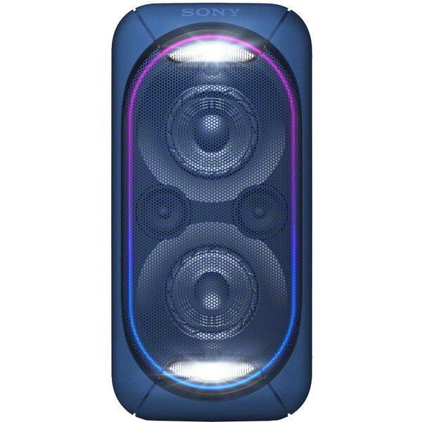 Sony Hi-Fi G-Tank GTK-XB60 Bluetooth reproduktor modrý