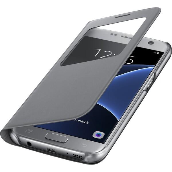 Samsung EF-CG930PS Stříbrná