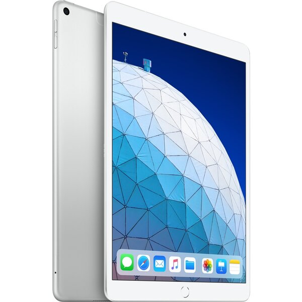 Apple iPad Air 10,5 Wi-Fi+Cellular 64GB Silver MV0E2FD/A Stříbrná
