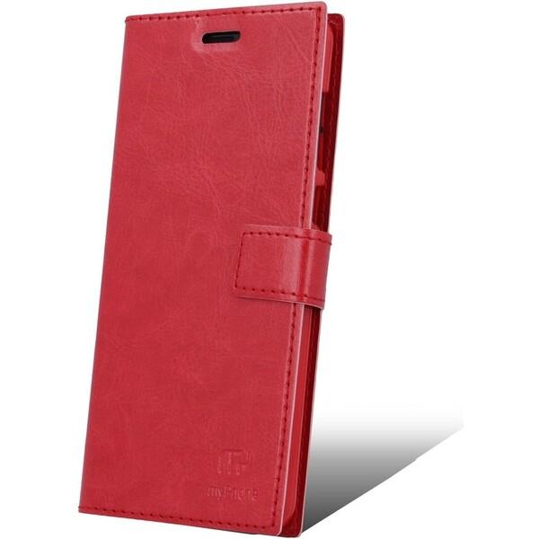 myPhone flipové pouzdro myPhone Fun 18x9 LCSMYAFUN189FLRE Červená