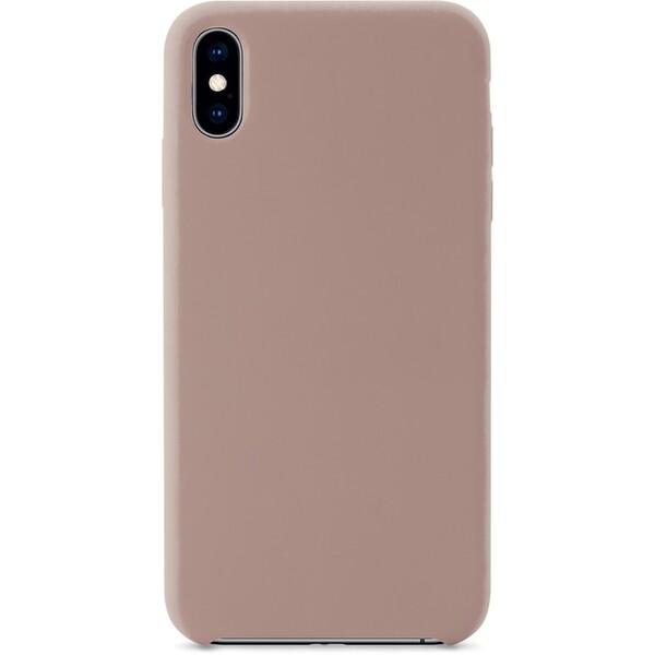 iWant silikonový kryt Apple iPhone X/XS světle-růžový