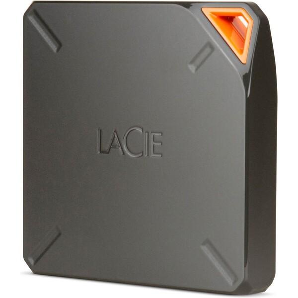 LaCie Fuel 2TB, 9000464EK Šedá