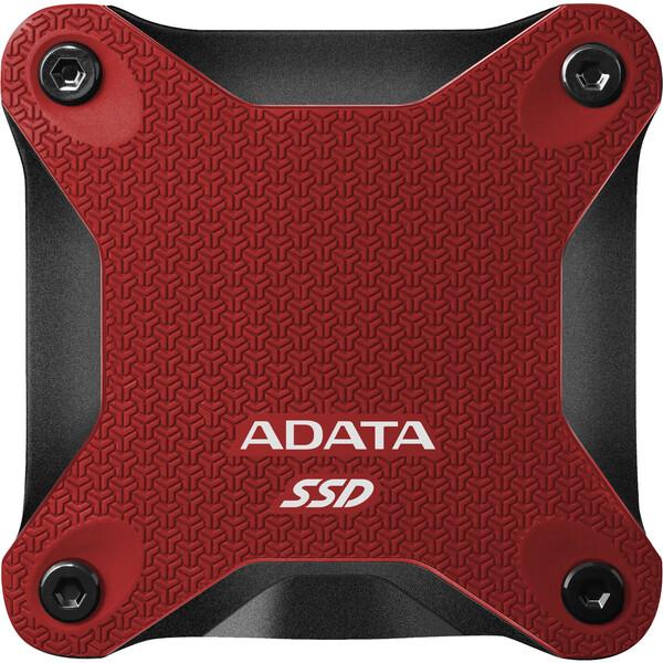 ADATA SD600Q externí SSD 240GB červený