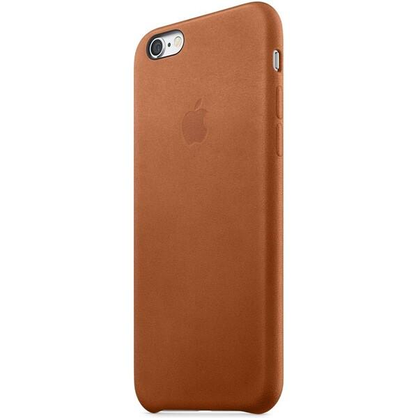 Apple iPhone 6s Leather Case MKXT2ZM/A Sedlově hnědá