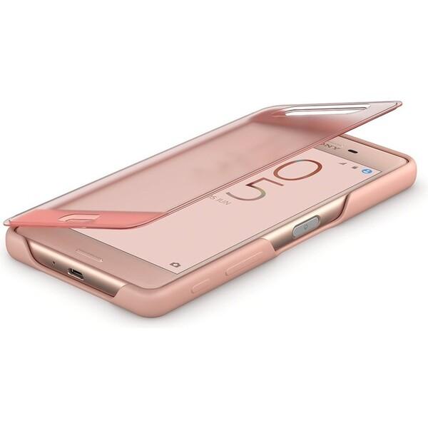 Pouzdro Sony SCR56 růžové Růžová