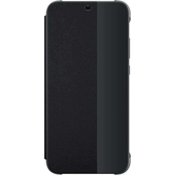 Huawei flipové pouzdro Huawei P20 Lite černé 51992313 Černá