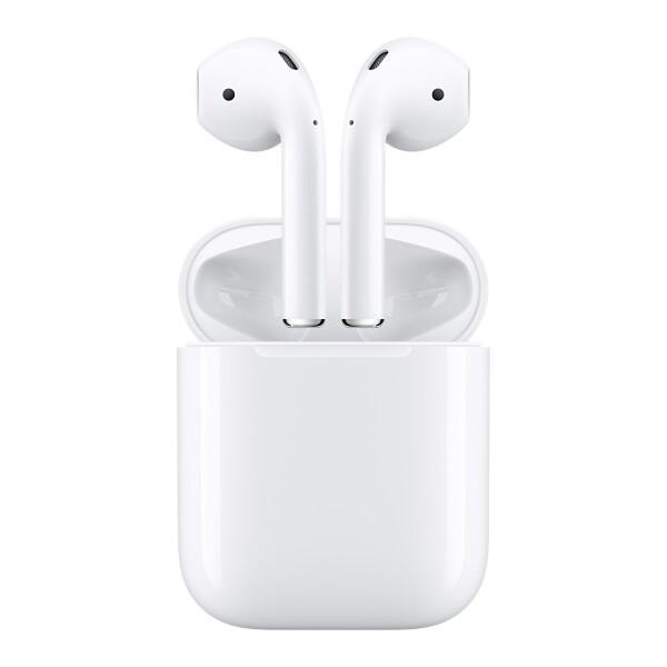 Apple AirPods bezdrátová sluchátka bílá