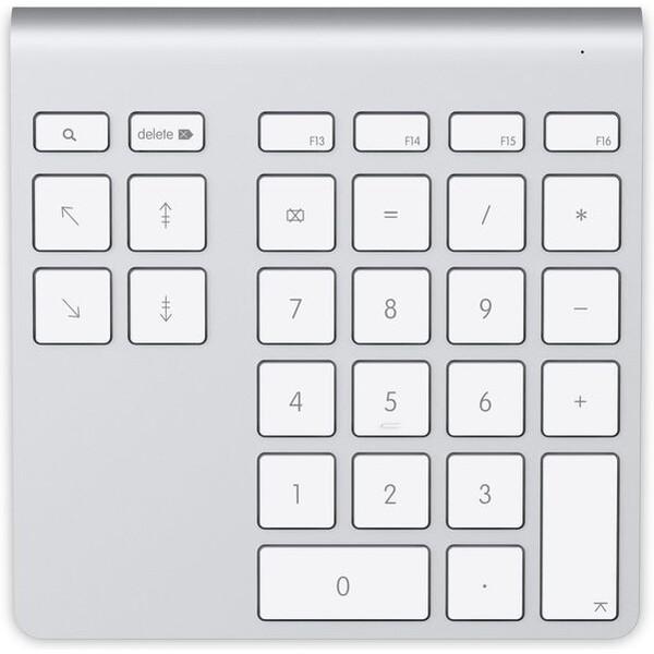 Belkin hliníková Bluetooth numerická klávesnice iMac/MacBook