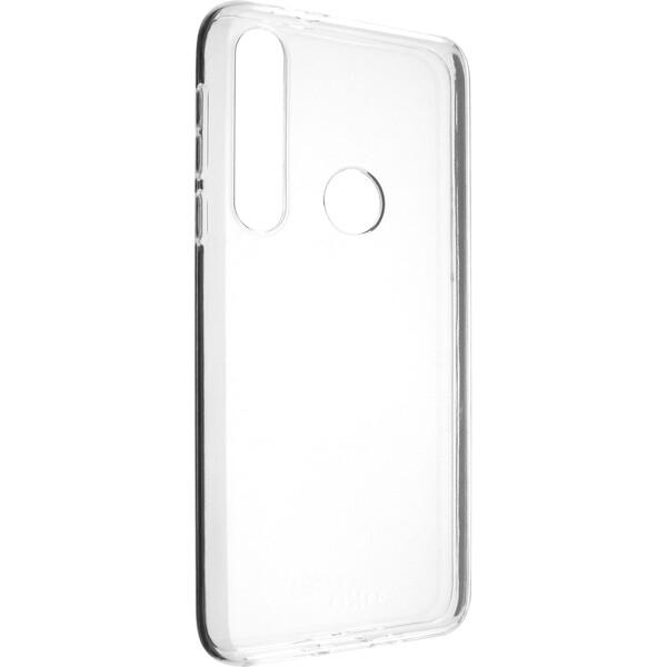 FIXED TPU pouzdro Motorola One Macro čiré