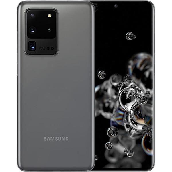 Samsung Galaxy S20 Ultra 5G 12GB/128GB šedá