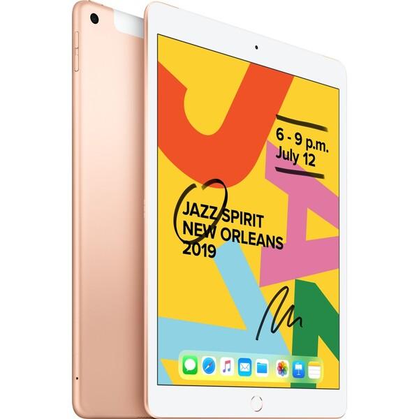 "Apple iPad 10,2"" 128GB Wi-Fi + Cellular zlatý (2019)"