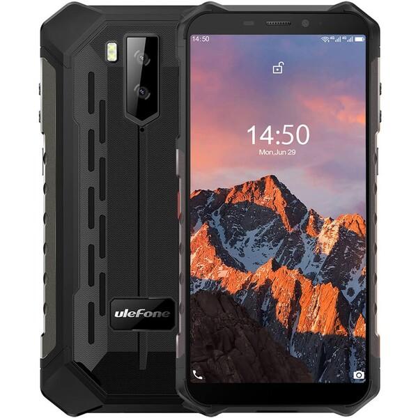 UleFone Armor X5 PRO 4GB+64GB černý