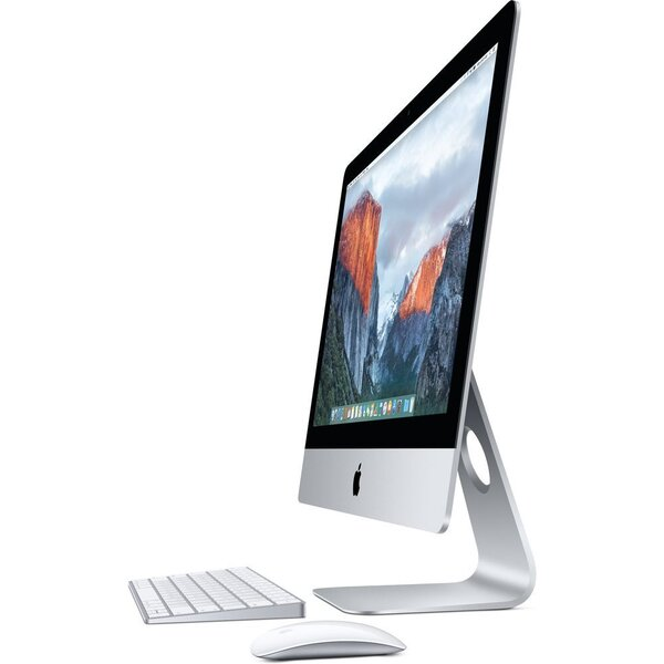 Apple iMac MK442CZ/A Stříbrná