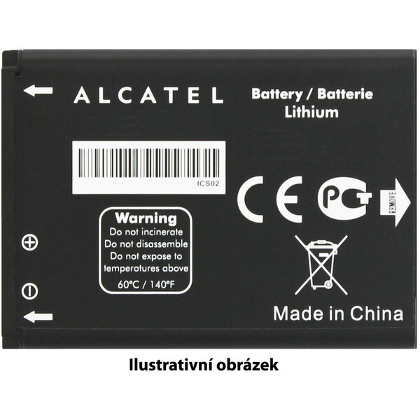 Baterie Alcatel CAB2000010C1 Černá