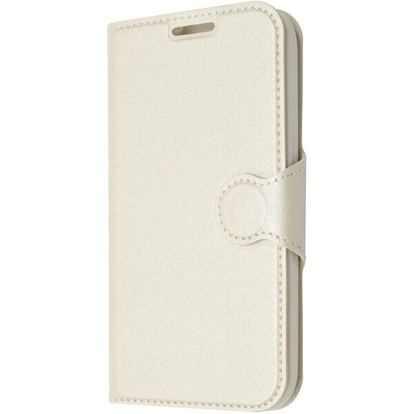 Pouzdro FIXED flip Samsung Galaxy Core Prime bílépouzdr Bílá
