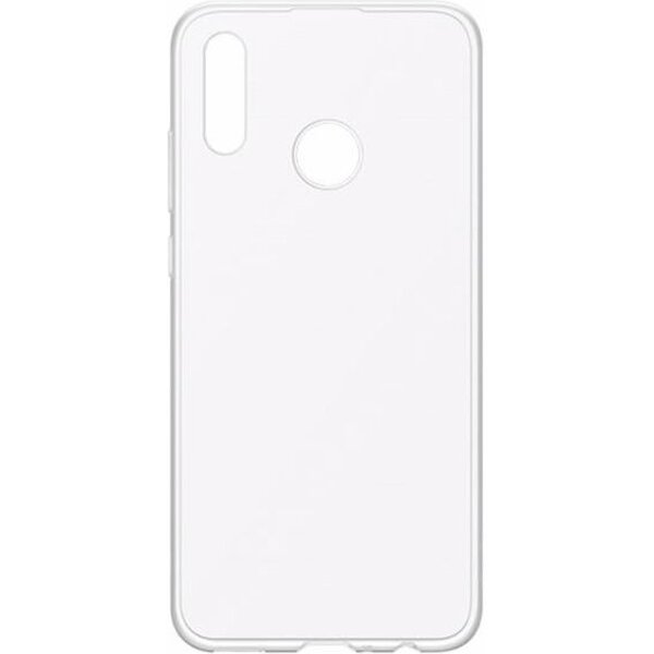 Huawei Protective silikonové pouzdro Huawei P Smart 2019 čiré
