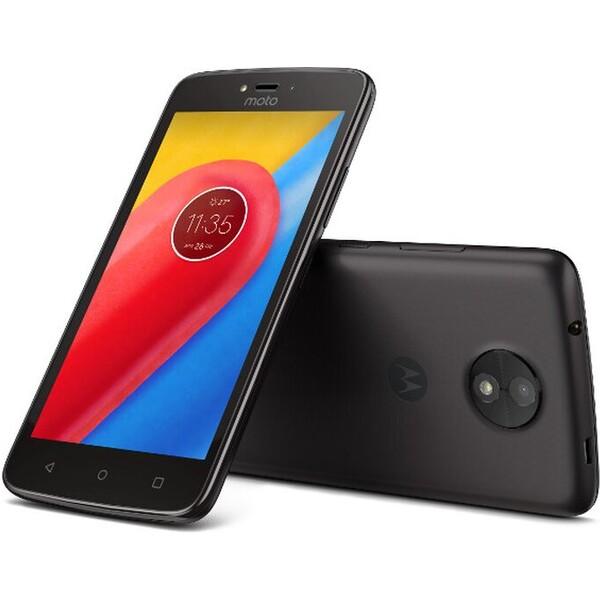 Motorola Moto C Plus Dual Černá