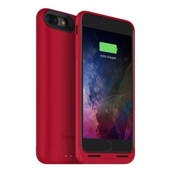 Mophie Juice Pack Air pouzdro s baterií 2420 mAh Apple iPhone 7 Plus/8 Plus červené