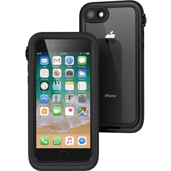 Pouzdro Catalyst Waterproof case - iPhone 7/8 černé Černá