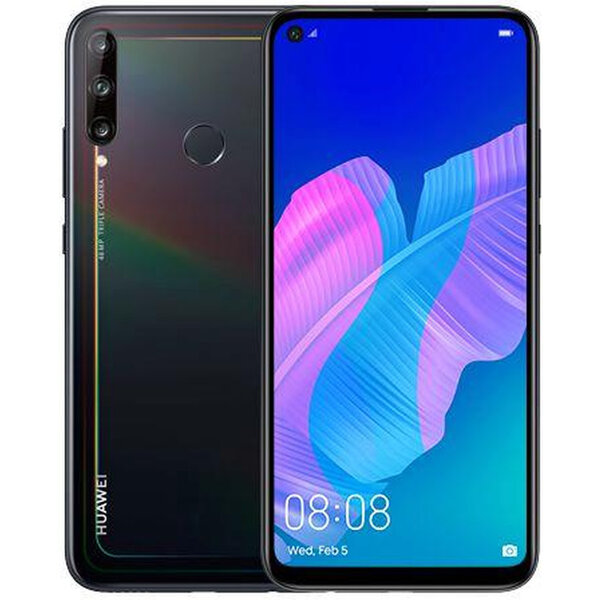 Huawei P40 Lite E 4GB/64GB Midnight Black