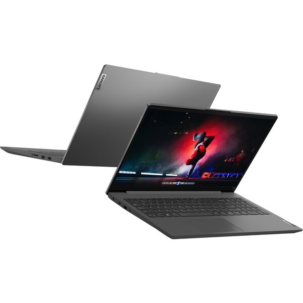 Lenovo IdeaPad 5-15ARE05 šedý