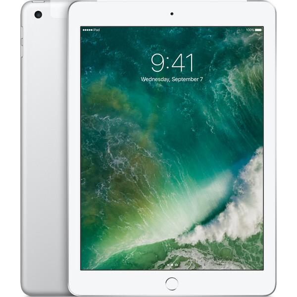 Apple iPad Wi-Fi+Cellular 128GB Silver MP272FD/A Stříbrná