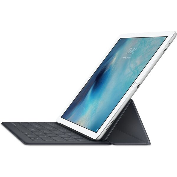 "Apple iPad Pro 12.9"" Smart Keyboard, MJYR2ZX/A Šedá"